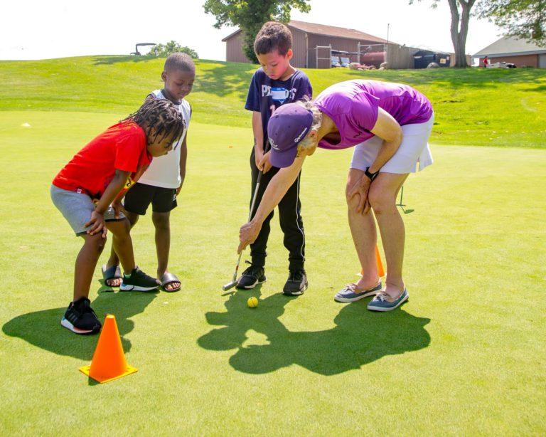First Tee teaches kids vital life skills